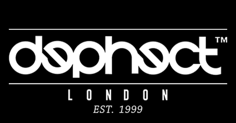DEPHECT CLOTHING LONDON logo