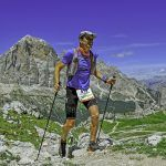 Tom at Lavaredo Ultra Trail 2018