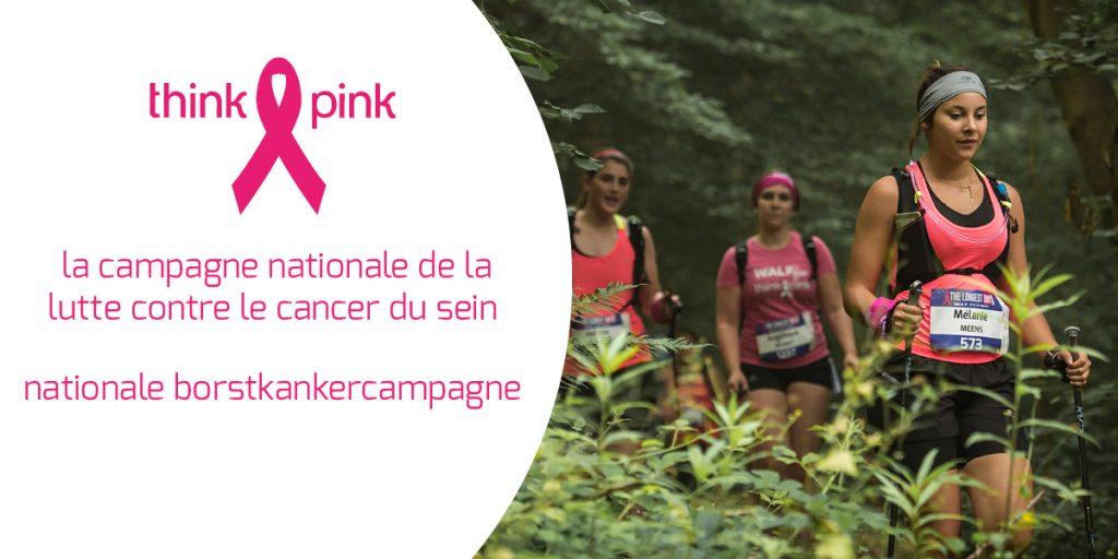 Think Pink - kom op tegen borstkanker