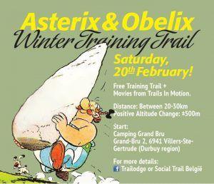 Asteric & Obelix Social Trail