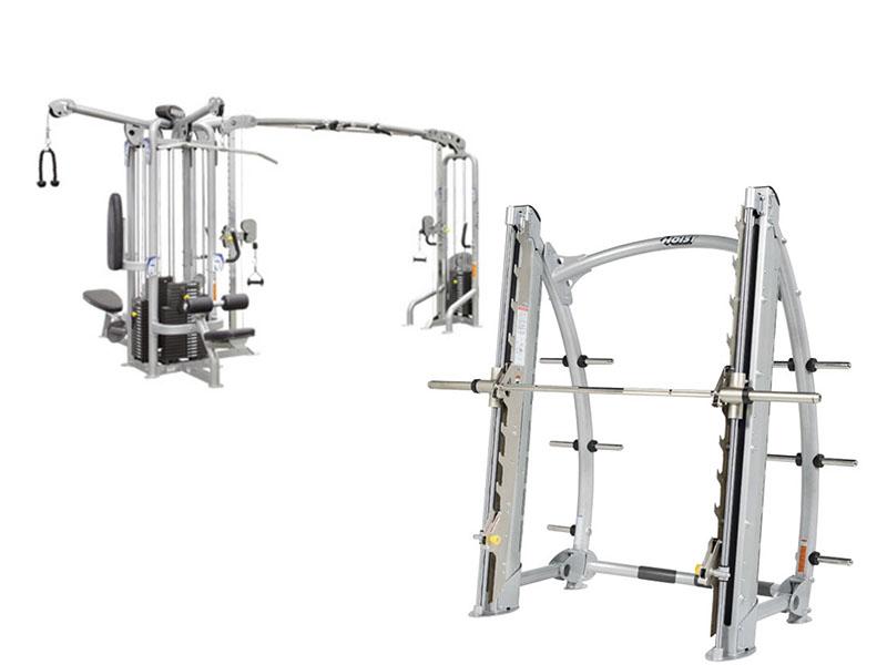 Vi välkomna två nya maskiner till gymmet!