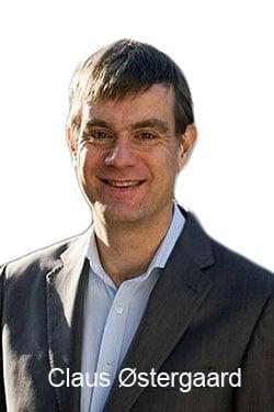 Claus Østergaard CEO hos Traumeklinikken Aps