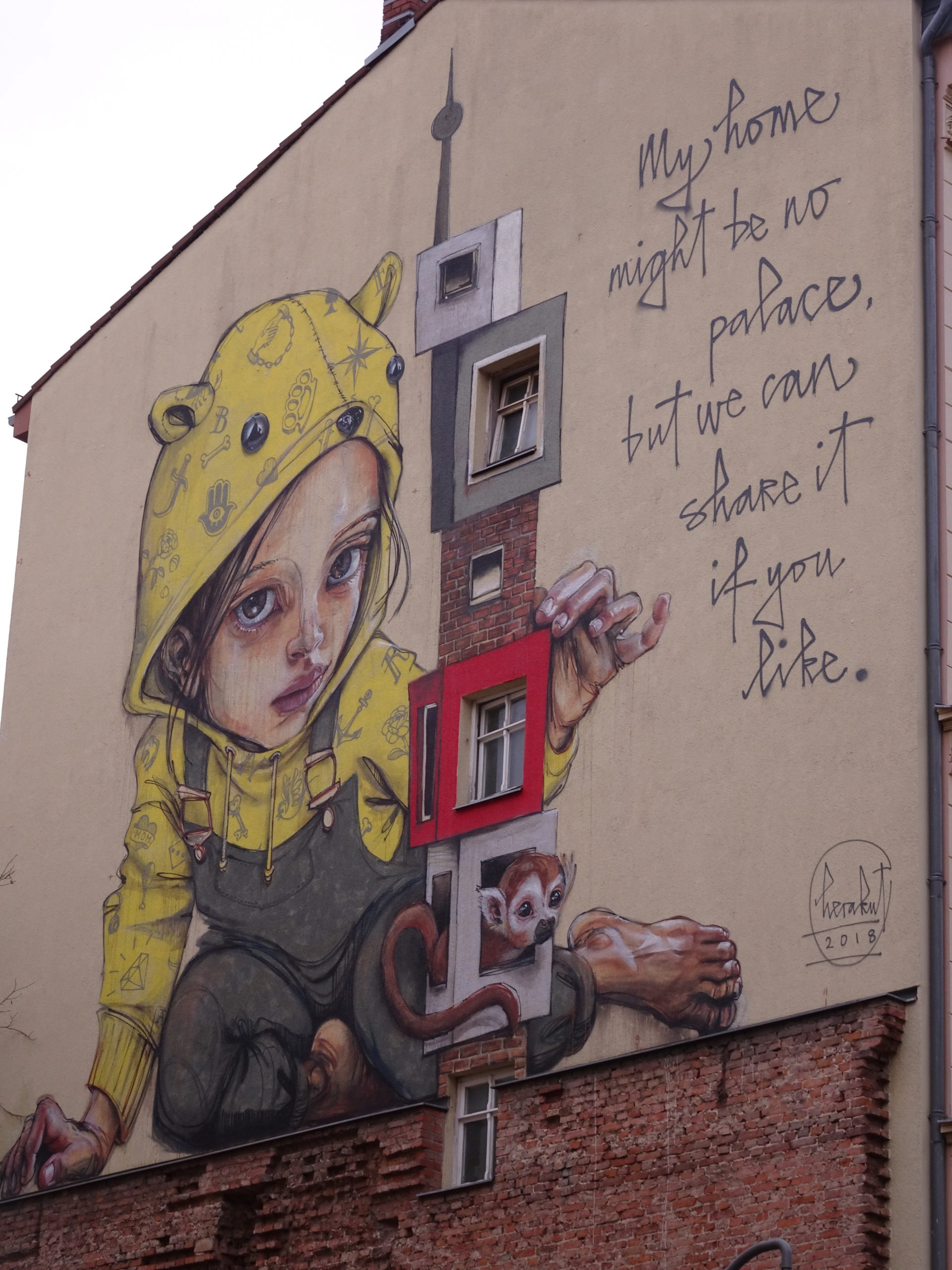 berlijn berlin muurdeco