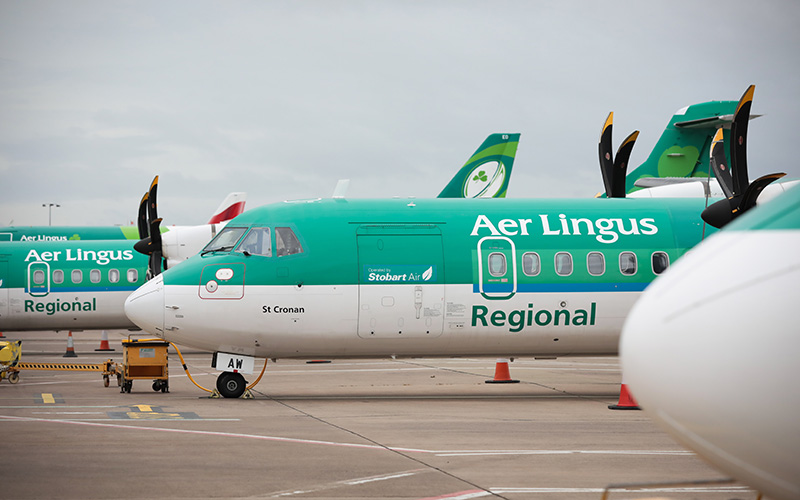 Aer Lingus Regional announces new route to Welsh capital from Belfast