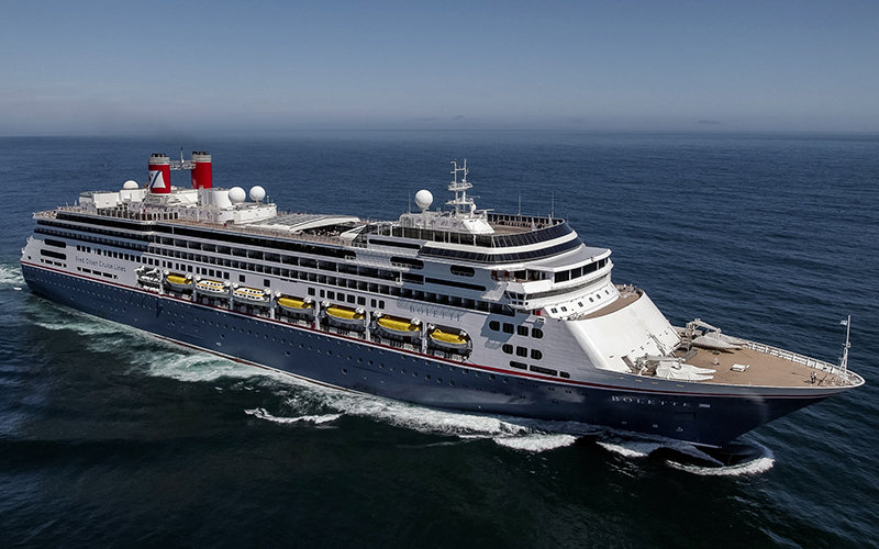 Fred. Olsen Cruise Lines launches new agent incentive