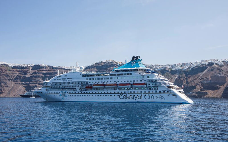 Win a place on a Celestyal Cruises' fam trip