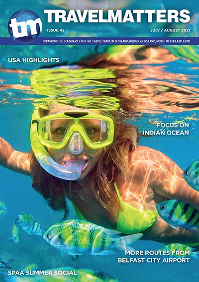 Travel Matters July / August 21 Magazine