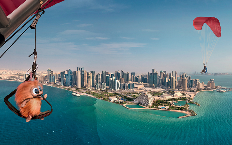 Qatar Tourism launches new international marketing campaign