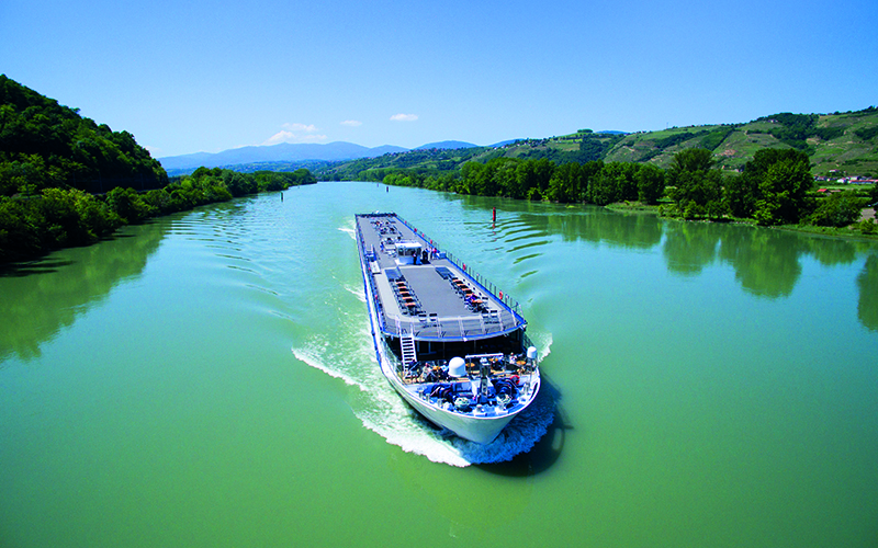 Titan Travel doubles river cruise booking incentive