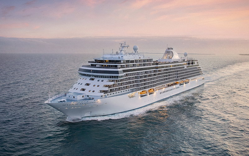 Seven Seas Splendor to sail from the UK