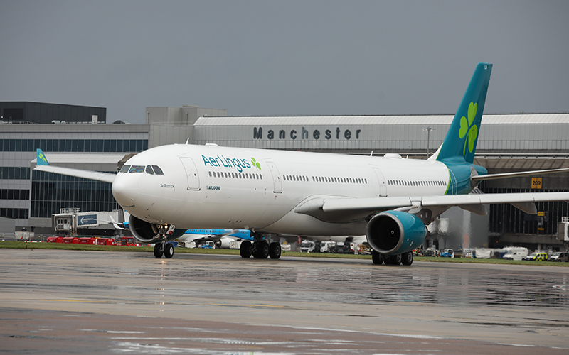 Aer Lingus' first Caribbean service departs Manchester for Barbados