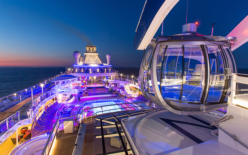 Royal Caribbean launches new agent incentive