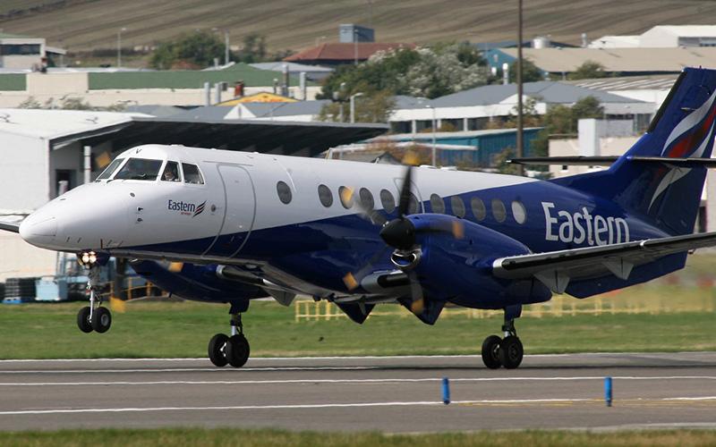 Eastern Airways resumes flights from Newcastle to Aberdeen