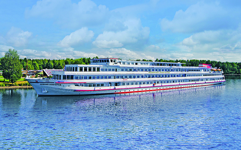 Special savings on Russia river cruises with Emerald Cruises