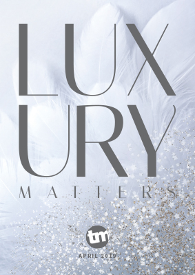 Travel Matters luxury april 19 issue
