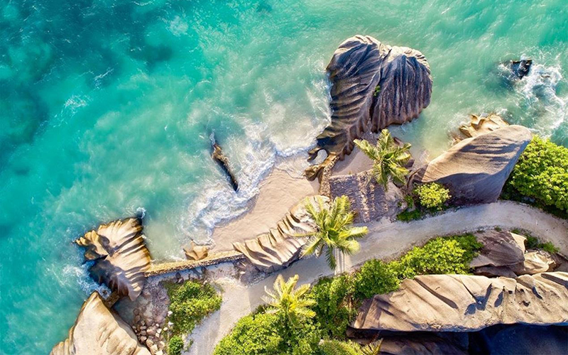 The Seychelles comes off UK red list