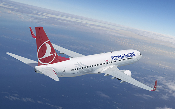 Turkish Airlines announce new direct routes for 2022