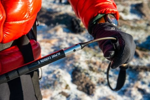 Black Diamond Alpine Carbon Z Walking Poles
