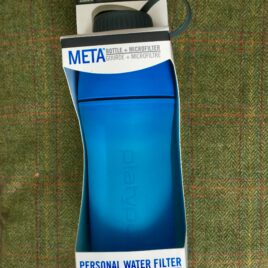PLATYPUS META bottle and Microfilter 1 litre. ASSORTED COLOURS. [Stock Available!]