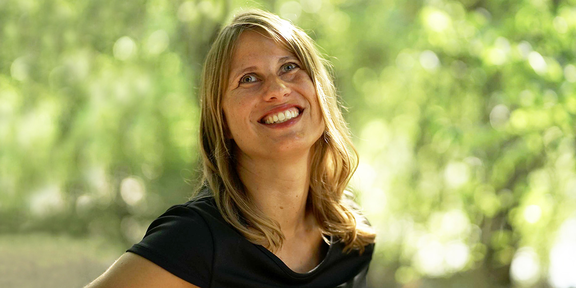 Coach Christina Rinkl und ihr Coaching Angebot