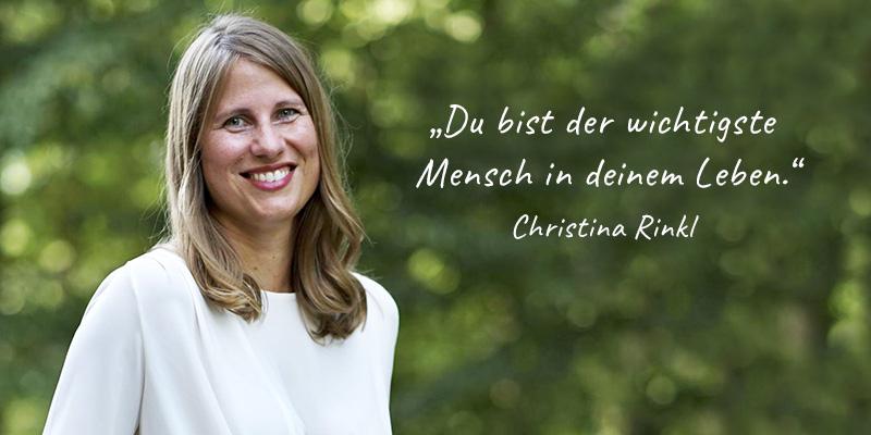 Hilfe und Unterstützung von Trennungscoach Christina Rinkl