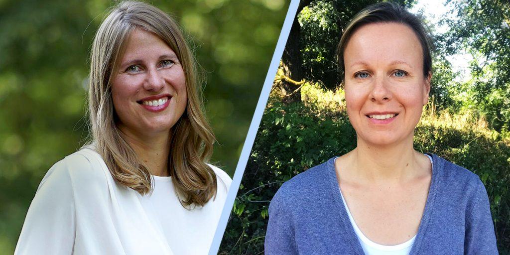 Mind und Money Seminar mit Trennungs-Coach Christina Rinkl und Silke Wildner