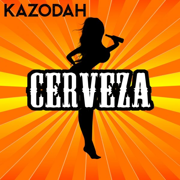 CERVEZA kazodah