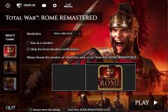 ROME crashes solution