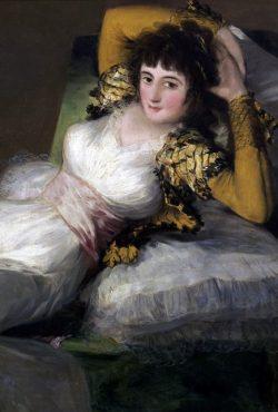 Goya maja påklædt
