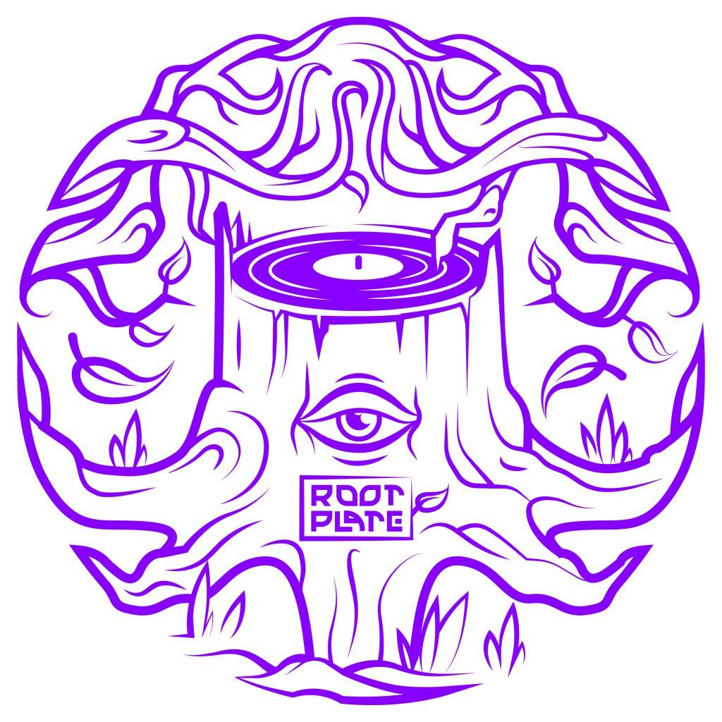 Rootplate 003 - ROOT003 - JahYu x Alpha Steppa
