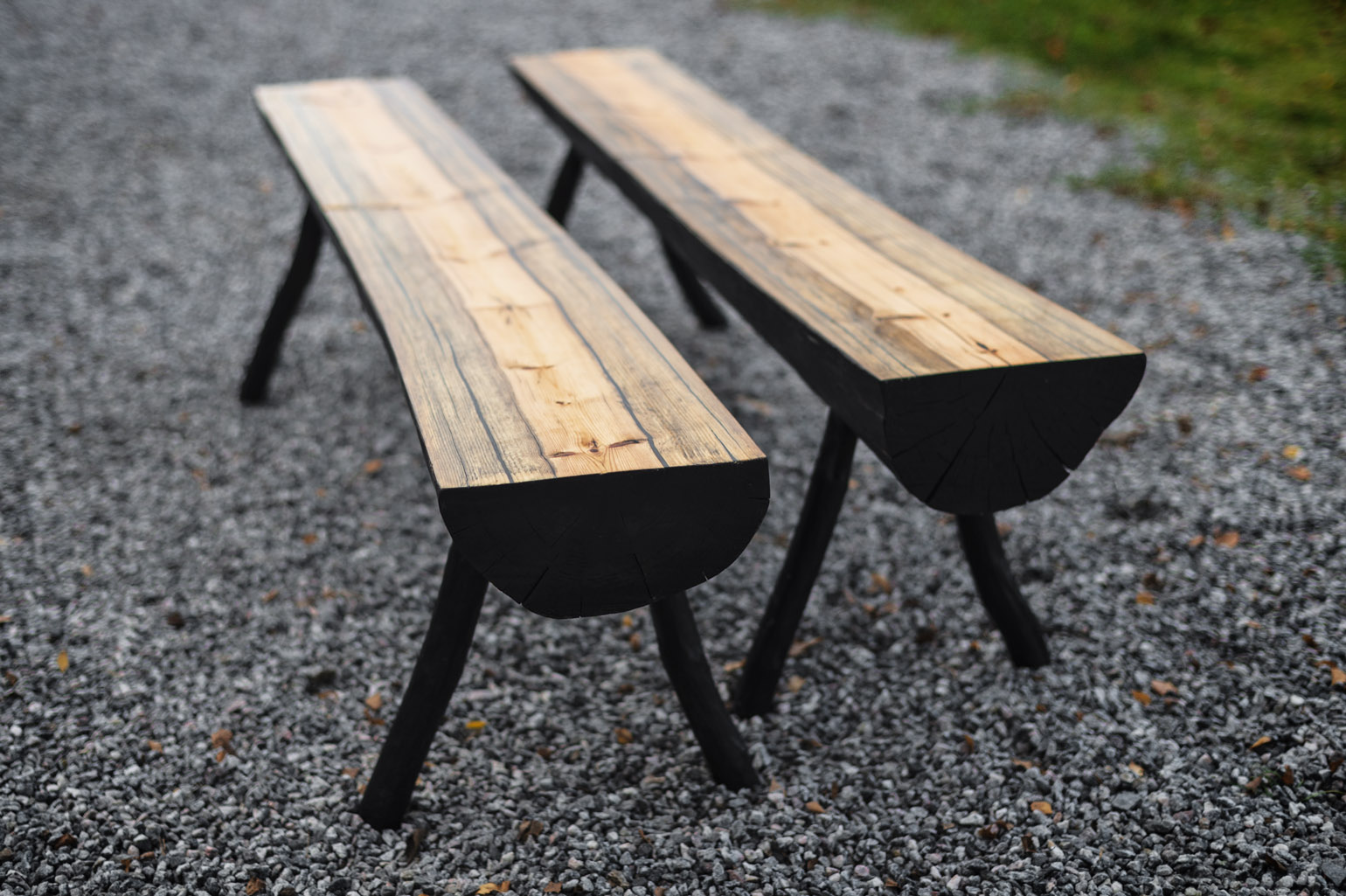 Two Benches #013