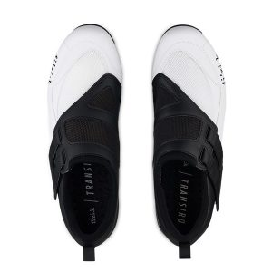 FIZIK Transiro R4 Powerstrap - Black/White