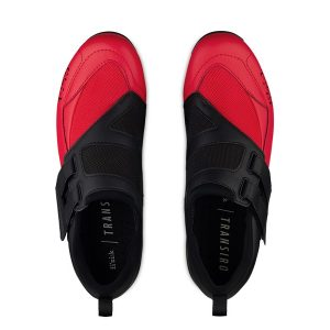 FIZIK Transiro R4 Powerstrap - Red/Black