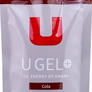 U Gel 1:0,8 Cola + koffein