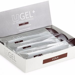 U Gel 2:1 Cola + koffein
