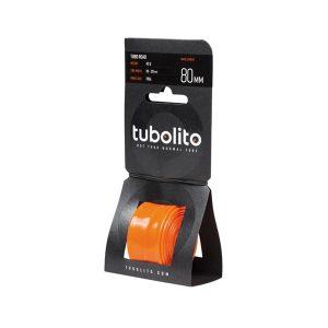 TUBOLITO Tubo-ROAD 700 x 18-28c Presta 80 mm