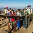 The cool facts… Duration: 1 hour 49 minutes Distance: 3.12 miles Average speed: 1.72 mph Average pace: 34:54 min/mile Ascent/Descent: 1200 ft. Max. altitude: 1653ft And the cool pictures from the top of Cowles Moutain – What a view!