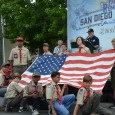 On June 14, 2015 10 Scouts went to the Del Mar Fair for a flag ceremony. But this was a special kind of flag ceremony, for it was Flag Day. We took a flag unfolded it, the refolded, and saluted to it. The rest of time we spent at the fair.