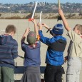 The Troop went to Fiesta Island to meet up Webelos who are considering joining our Troop. Members of DART rocketry helped launch our rockets safely. The weather cooperated – sunny and […]