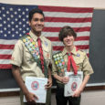 Troop, Please join me in congratulating Troop 682's newest Eagle Scouts Gokul and Kyle. They each had their Eagle Board of Review tonight and became the 36th and 37th Scouts to earn the rank of Eagle in Troop 682. We are very proud of your hard work! Mr Dickson