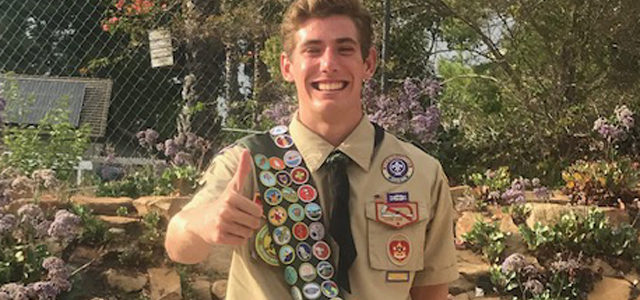 Troop, Please join me in congratulating Troop 682's newest Eagle Scout, Jake Murray. He completed his Board of Review on Sunday. Great work Jake! Mr Dickson