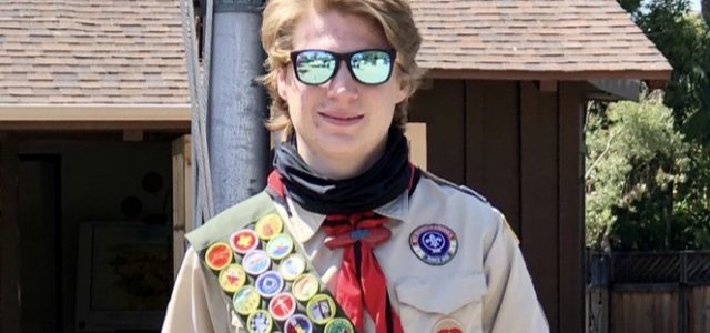Troop, Please join me in congratulating our newest Eagle Scout, Nick Palid. Nick completed his Board of Review today(right in the middle of volunteering at Cub Scout Day Camp). Great job Nick! Mr Dickson