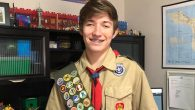 Troop, Please join me in congratulating Ethan Eschbach, Troop 682's latest Eagle Scout. He completed his Board of Review this afternoon. (I am hoping this is the last Zoom BoR!) Ethan has been a big part of the troop for the last seven years, and we are all very proud of him. Best, Mr Dickson