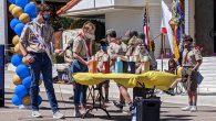 Pack 681 bridging – Welcome to Troop 682!