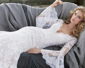 Als je een trouwjurk gaat passen, heb je enorm veel keuze. Maar wat vinden mannen nu eigenlijk de mooiste trouwjurk?