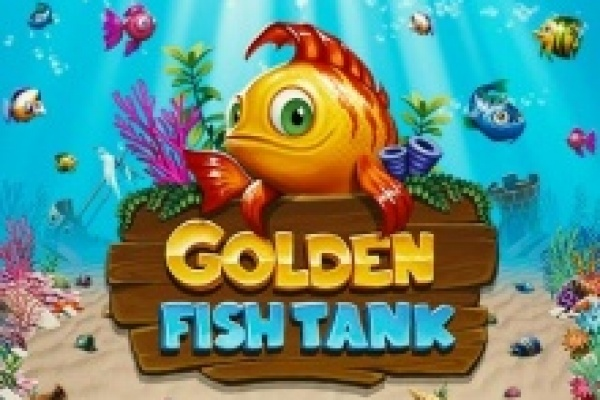 Golden fish tank ikon