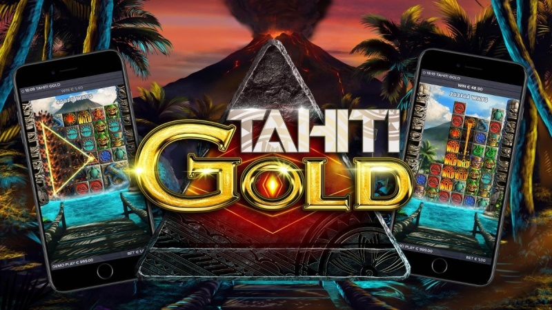 Tahiti Gold från Elk Studios