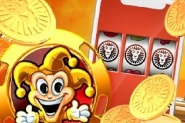 Joker million slot spel