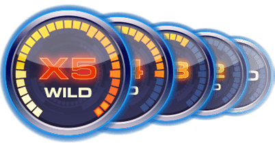 Slot spel multiplikatorer