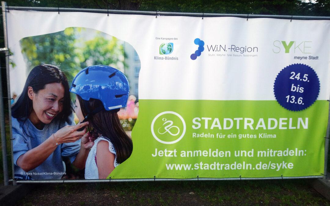 STADTRADELN – 24.05. – 13.06.2021